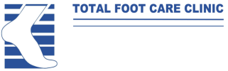 Total Foot Care Clinic Mississippi Logo