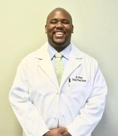 Podiatrist Dr. Clifton Peele, DPM