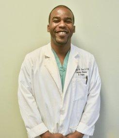 Podiatrist Dr. GaChavis Green, DPM