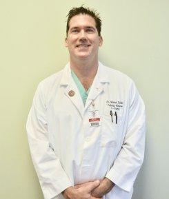 Podiatrist Dr. Michael Zaleski, DPM